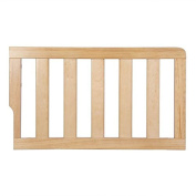 Dream On Me Universal Convertible Crib Toddler Guard Rail, Natural