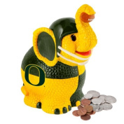 NCAA Oregon Thematic Elephant Piggy Bank
