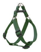 Lupine Step-In Harness for Large Dogs, 2.5cm / 60cm - 100cm , Green