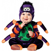 In Character Boys Itsy Bitsy Spider Fancy dress costume Small