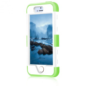 iPhone 5S / iPhone 5 Case ShockProof, SAVYOU Heavy Duty High Impact Shock Absorbing Armour Defender Protective Cover Case for Apple iPhone 5/5S
