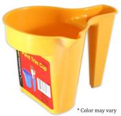 Paint Trim Cup with Pour Spout