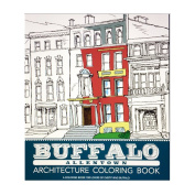Buffalo Architecture Colouring Book