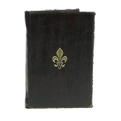 Royal Embossed Journal - Fleur De Lys - Sold in Case Pack of 2
