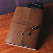 XDOBO Vintage Inspired Photo Album Journals / Picture Album with Eco-Friendly Photo Album, Perfect Gift for Your Love.