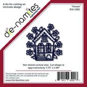 Die-Namites House Intricate Cutting Die DN-1285