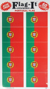 Portugal - Country Stickers
