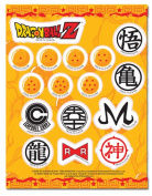 Dragon Ball Z Sticker
