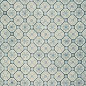 Eclectic Elements Wallflower-Tim Holtz 110cm 100% Cotton D/R-Mosaic - Blue