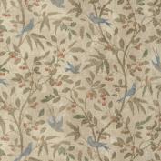 Eclectic Elements Wallflower-Tim Holtz 110cm 100% Cotton D/R-Birds & Berries - Multi