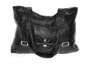 Charming Women Shoulder Bag Purse Top Zipper closure double handle Model22 and ab-4-3