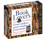 The Book Lover S Page-A-Day Calendar 2017