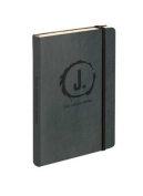 Jesus-Centered Journal, Charcoal