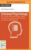 Criminal Psychology  [Audio]
