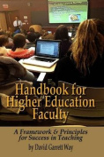 Handbook for Higher Education Faculty
