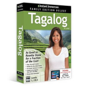 Instant Immersion Family Edition Deluxe Tagalog Levels 1,2 & 3 [TAG]