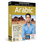 Instant Immersion Family Edition Deluxe Arabic Levels 1,2 & 3 [ARA]