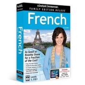 Instant Immersion Family Edition Deluxe French Levels 1,2 & 3 [FRE]