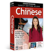 Instant Immersion Family Edition Deluxe Chinese Levels 1,2 & 3 [CHI]