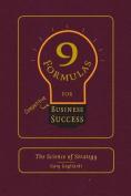 9 Formulas for Business Success
