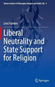 Liberal Neutrality and State Support for Religion