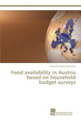 Food Availability in Austria Based on Household Budget Surveys
