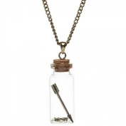 The Hunger Games Charms in a Bottle Costume Necklace