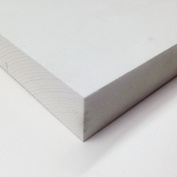 PVC Foam Board Sheet (Celtec) - White - 12 IN x 24 IN x 3 MM Thick