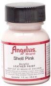 Angelus Acrylic Paints 30ml Colour Shell Pink