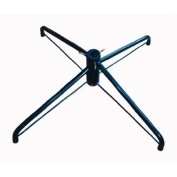 Jack-Post Folding Artificial Tree Stand Powder Coated