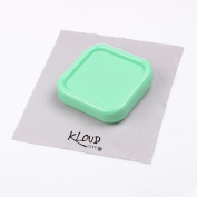 KLOUD City® Light Green Megnetic Pin Cushion, Pincushion, Pin Holder, Pin Caddy, Pin Storage Case