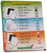 Madeira 20990555 Madeira Stabiliser Sampler Pack,