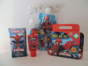 Amazing Spiderman On The Go First Aid and More Set
