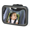 Tissip Rearview Baby Mirror Backseat Mirror for Baby, Shatterproof Glass and Adjustable, Great for Seeing the Baby
