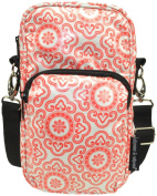 Diapees & Wipees Hipster Bag - Cherry Medallion