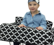 Shopping Cart Cover for Baby/Toddler, Waterproof, Germ Resistant, contemporary Print