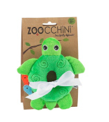 Baby Buddy Rattle - Turtle/Green