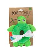 Baby Buddy Rattle - Turtle/Green