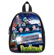 Brand New ParaNorman Custom Kids School Backpack Bag(Small) Fashion