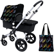 Bugaboo Cameleon3 Accessory Pack - Andy Warhol Marilyn/Black [Special Edition]