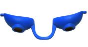EVO FLEX Sunnies Flexible Tanning Bed Goggles Eye Protection UV BLUE Glasses