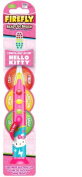 Firefly Hello Kitty Readygo Soft Toothbrush with Suction Cup