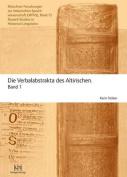 Die Verbalabstrakta Des Altirischen [GER]