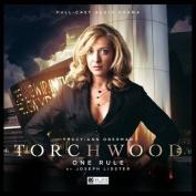 Torchwood - 1.4 One Rule [Audio]