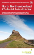 North Northumberland & the Scottish Borders Cycle Map 39