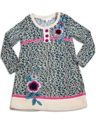 Baby Sara - Baby Girls Long Sleeve Dress
