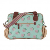 Pink Lining Not So Plain Jane Napy Bag, Hydrangea