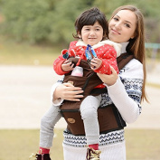 firefly1989® Front and Back Baby Carriers Backpack Seat Best for Newborn or Child