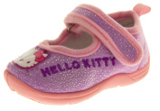Baby and Infant Hello Kitty Mary Jane Outdoor Sole Slippers