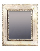 Rajrang Stylish Wood & Metal Natural Metal Work Vintage Wall Photo Frame
